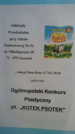 Konkurs plastyczny pt.