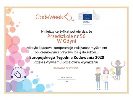 Code-week 2020